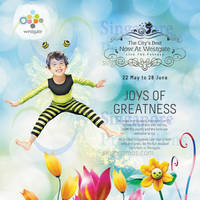 Westgate Joys of Greatness GSS Promotions & Activities 22 May - 28 Jun 2015