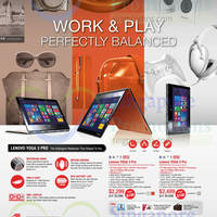 Lenovo Notebooks, All-in-One & Desktop PC Offers 20 May - 30 Jun 2015