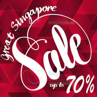 Read more about edit Great Singapore Sale 29 May 2015