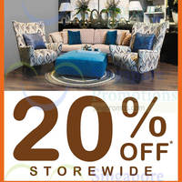 Read more about iwannagohome 20% Off Storewide GSS Promo 21 May - 12 Jul 2015