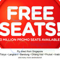 Read more about Air Asia FREE Seats Promotion 22 - 28 Jun 2015