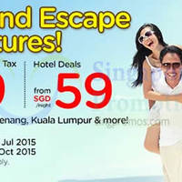 Read more about Air Asia Go fr $139/pax 3D2N Flights + Hotel + Taxes Promo 29 Jun - 5 Jul 2015