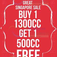 Read more about Alfero Gelato Buy 1 1300CC & Get 1 500CC FREE 17 - 30 Jun 2015