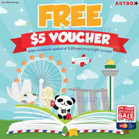 Read more about Artbox Spend $35 & Get $5 Voucher 16 Jun 2015