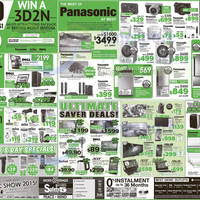 Read more about Best Denki TV, Appliances & Other Electronics Offers 6 - 8 Jun 2015