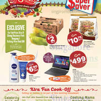 Read more about NTUC Fairprice Catalogue Super Saver, Wines, Groceries & More Offers 11 - 24 Jun 2015