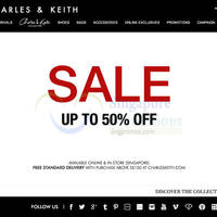 Read more about Charles & Keith SALE 18 Jun 2015