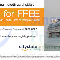Read more about Citystate Cruises Kids Cruise FREE for HSBC Platinum Cardmembers 23 Jun 2015