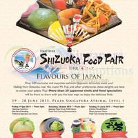 Read more about Cold Storage Shizuoka Food Fair @ Plaza Singapura 19 - 28 Jun 2015