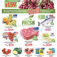 Read more about Cold Storage $1.09/100g Salmon Promotion 26 - 28 Jun 2015