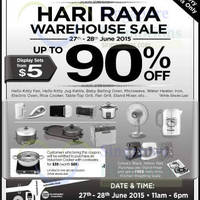 Read more about Cornell Up To 90% OFF Warehouse SALE 27 - 28 Jun 2015