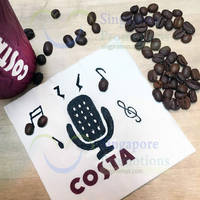 Read more about Costa Coffee Sing & Get FREE Coffee 1-Day Promo 11 Jun 2015