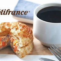 Read more about (Over 6100 Sold) Delifrance 49% OFF Feuillete & Drink @ 26 Outlets 17 Jun 2015