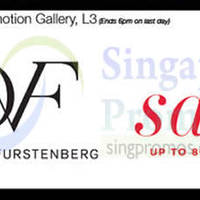 Read more about Diane Von Furstenberg Sale @ Isetan Scotts 12 - 18 Jun 2015