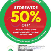 Read more about Early Learning Centre 40% to 50% Off Storewide 4-Days Promo 11 - 14 Jun 2015