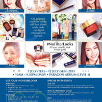 Read more about Estee Lauder Atrium Event @ Paragon 7 - 12 Jul 2015