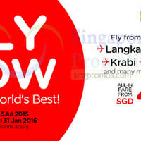 Read more about Air Asia fr $40 Promo Fares 29 Jun - 5 Jul 2015
