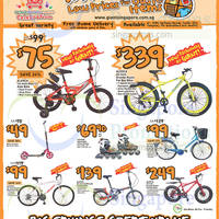 Read more about Giant Hypermarket Aleoca Bicycle Offers 12 - 25 Jun 2015