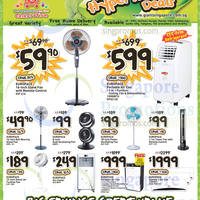 Read more about Giant Hypermarket Europace Cooling Appliances Offers 19 Jun - 2 Jul 2015