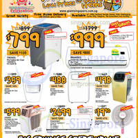 Read more about Giant Hypermarket Air Conditioners & Fans Offers 27 Jun - 9 Jul 2015