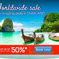 Read more about Hotels.com Up To 50% Off 48hr Worldwide Sale 24 - 25 Jun 2015