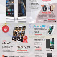 Huawei No Contract Offers 2 Jun 2015