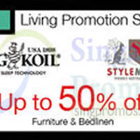 Read more about Isetan King Koil & Stylemaster Promotion @ Parkway Parade 11 - 21 Jun 2015