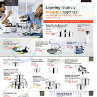 Read more about WMF Promotion Offers @ Isetan Scotts 12 - 24 Jun 2015