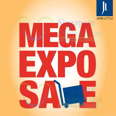 John Little Mega Expo 10 Jun 2015
