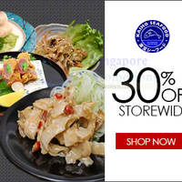 Read more about Kaiho Seafood 30% OFF (NO Min Spend) 1-Day Coupon Code 28 Jun 2015