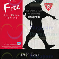 Read more about Koi Cafe FREE Ice Cream Topping for SAF Personnel 1-Day Promo 1 Jul 2015
