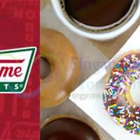 Read more about Krispy Kreme FREE Doughnut For Safra Cardmembers 1 - 5 Jul 2015