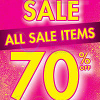 Read more about La Senza 70% OFF Promotion 26 - 30 Jun 2015