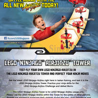 Read more about Lego School Holiday Promotion @ Parkway Parade 6 - 15 Jun 2015