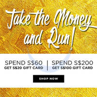 Read more about Luxola FREE Gift Card With $60 Purchase Promotion 20 - 21 Jun 2015