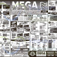 Read more about Mega Discount Store TVs, Washers, Hobs & Other Appliances Offers 20 Jun 2015