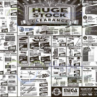 Read more about Mega Discount Store TVs, Washers, Hobs & Other Appliances Offers 6 Jun 2015