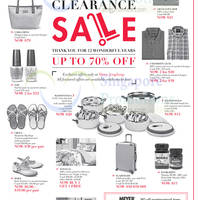 Read more about Metro Clearance Sale @ Compass Point 11 Jun - 19 Jul 2015