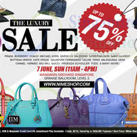 Read more about Nimeshop Branded Handbags Sale @ Mandarin Orchard 7 Jun 2015