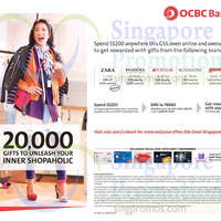 Read more about OCBC Cardmembers Spend & Redeem Free Voucher Weekly Giveaway 9 Jun - 5 Jul 2015