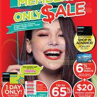 Read more about Watsons 1-Day Sale @ 64 Stores 24 Jun 2015