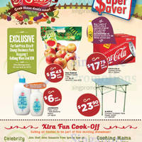 Read more about Fairprice Catalogue Super Saver, Sona, Cooling Appliances, Wines & More Offers 25 Jun - 8 Jul 2015