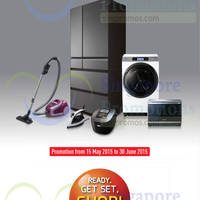 Read more about Panasonic Fridges, Ovens, Washers & Other Home Appliances Promo Offers 15 May - 30 Jun 2015