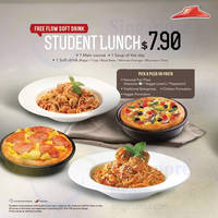 Read more about Pizza Hut $7.90 Student Lunch Deal 17 Jun 2015