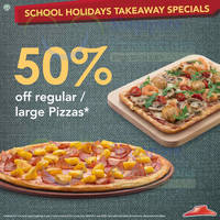 Read more about Pizza Hut 50% OFF Takeaway Promo 19 Jun - 7 Jul 2015