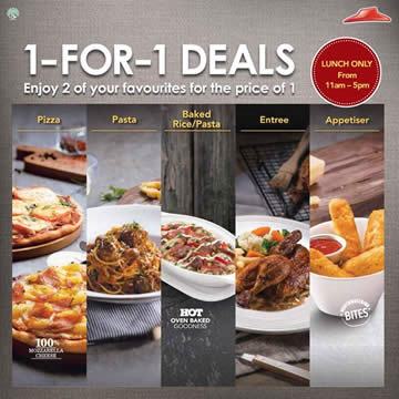 Pizza Hut Featured 11 Jun 2015