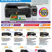 Read more about Epson Printers & Scanners Offers 14 - 30 Jun 2015