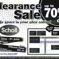 Read more about Scholl Warehouse Sale @ Bedok Point 18 - 21 Jun 2015