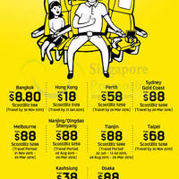 Read more about Scoot fr $9 Promo Fares 19 - 21 Jun 2015