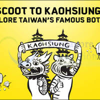 Read more about Scoot fr $2 Kaohsiung & Taipei Promo Fares 10 - 11 Jun 2015